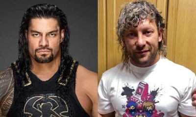 Roman Reign and Kenny Omega